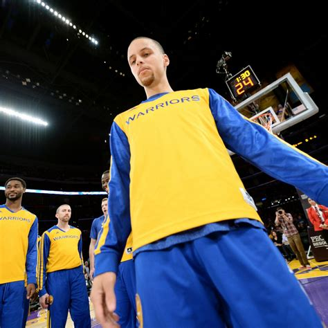 Stephen Curry's Triple-Double Helps Warriors Clinch 2nd ...