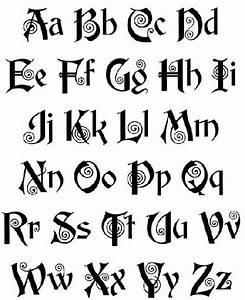 celtic lettering | Old English Lettering Tattoos Art ...