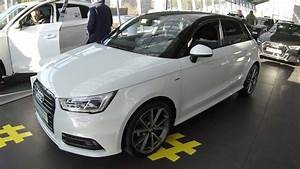 Audi A1 Sportback 2017 : audi a1 sportback sport 1 0 tfsi ultra facelift walkaround and interior 2017 youtube ~ Maxctalentgroup.com Avis de Voitures