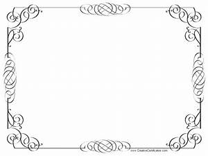 Certificate Borders Clipart - Clipart Suggest