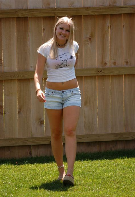Young Teens Shorts Nn