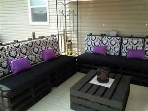 canape avec des palettes 28 images les 25 meilleures With tapis de course pas cher avec fabriquer assise canapé