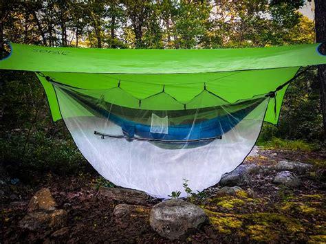 Hammock With Fly And Bug Net by Serac Dartfrog Bug Net Serac Hammocks