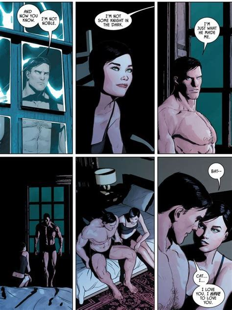 Janin Film Batman Gets Catwoman 39 S Answer To His Marriage Proposal