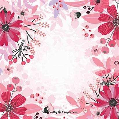 Rosa Floral Gratis Vetor Sfondo Blumen Hintergrund