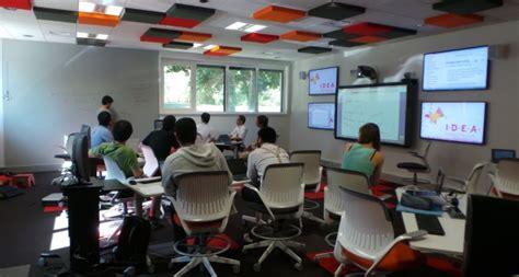 lycee la salle lyon les learning labs ces salles de cours 3 0 educpros