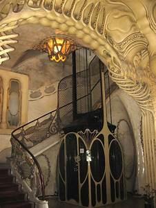 Art Nouveau Architecture : arquitectura steampunk buscar con google staircases ~ Melissatoandfro.com Idées de Décoration