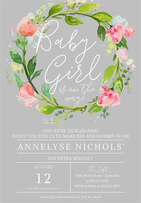 baby shower invitation wording ideas baby shower