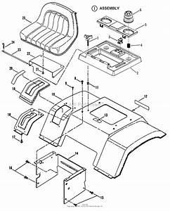 Briggs And Stratton 14 5 Ohv Carburetor Diagram
