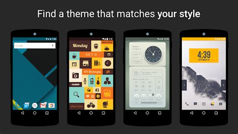 Customize Your Android Homescreen From 10 Ways