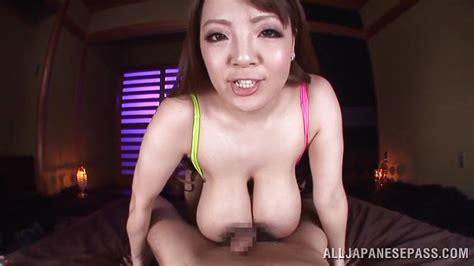 Hitomi Tanaka In Huge Boobs Asian Slut Goes Wild Hd