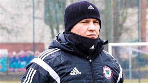 U19 izlasi veiksmīgi vadījušais Basovs būs pilnvērtīgs ...