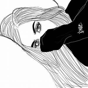 black, draw, grunge, tumblr - image #3994822 by helena888 ...