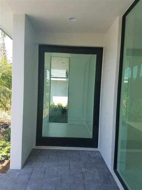 impact pivot doors hurricane pivot doors siw impact windows doors