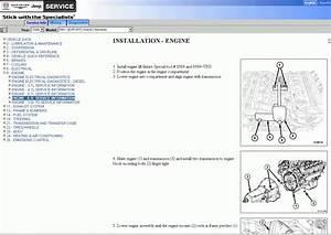Chrysler Dealer Service Manual 2008