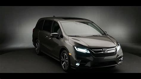 2019 Honda Odyssey Interior Review Youtube