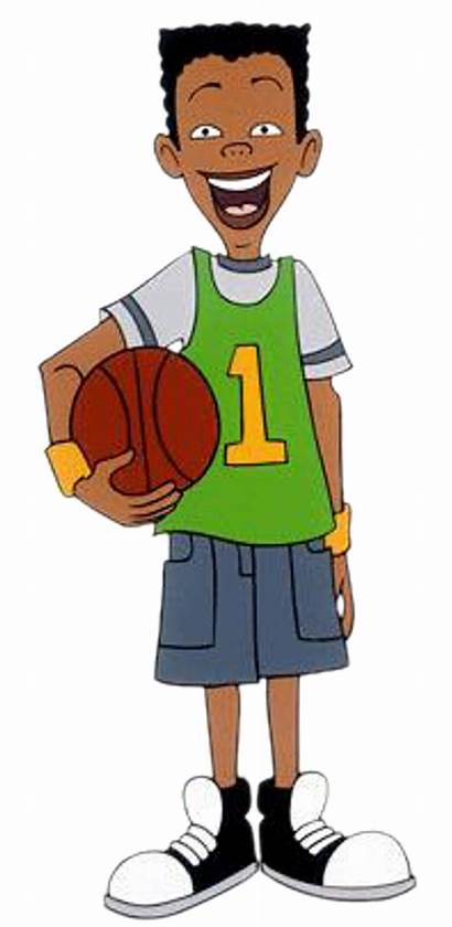 Recess Cartoon Character Hq Characters Basketball Clipart