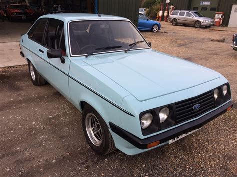 ford escort  rs  dr manual  sale  knutsford
