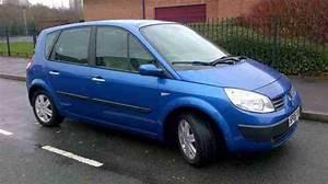 Scenic 2006 : renault 2006 scenic sl oasis vvt blue car for sale ~ Gottalentnigeria.com Avis de Voitures