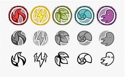 Symbols Elemental Netclipart