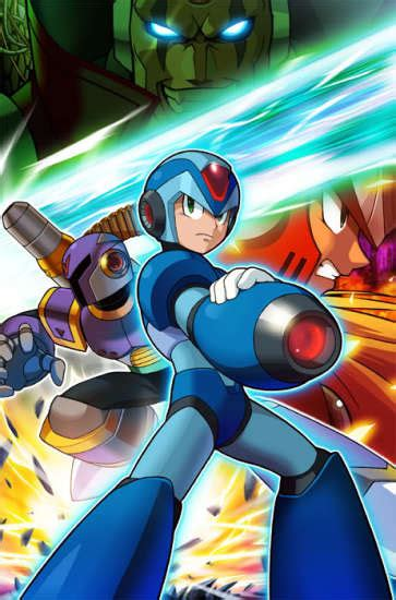 megaman maverick hunter   day  sigma anime planet