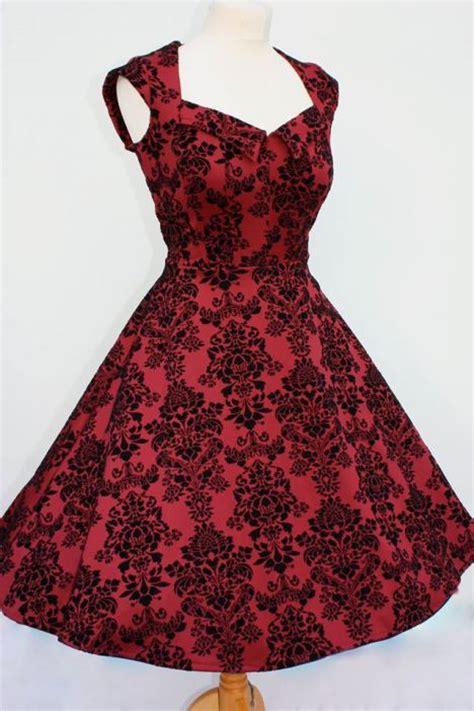 vintage kleid  pinup fashionde