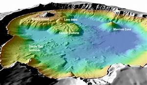 Mount Mazama And Crater Lake  Growth And Destruction Of A