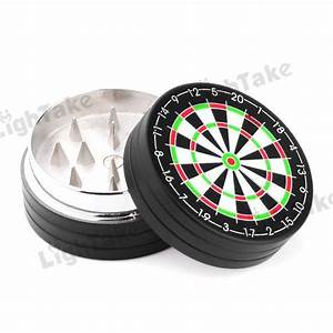 Scaleplate Pattern Manual Cigarette Tobacco Herb Grinder