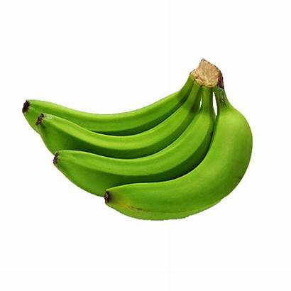 Banana Bananas Fruits Verde Fresh Bunch Pcs