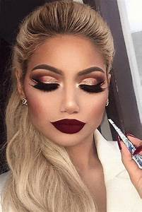 The Best Makeup for Black Dresses  StylecomArabia