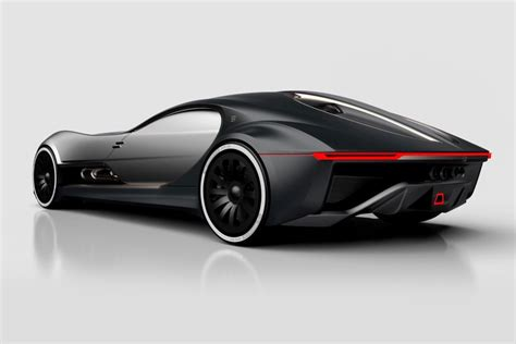 The Bugatti of future past! | Yanko Design