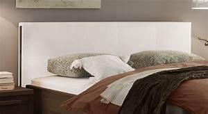 Bett Kopfteil Holz : bett aus wildbuche massivholz mit luxus kunstleder amadora ~ Sanjose-hotels-ca.com Haus und Dekorationen