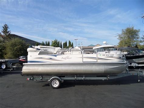 Sunchaser Pontoon Boat Mooring Covers by Sunchaser 820 Boats For Sale