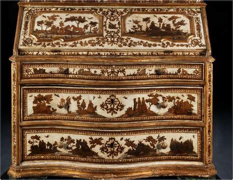 meuble peint italien en arte povera regard dantiquaire