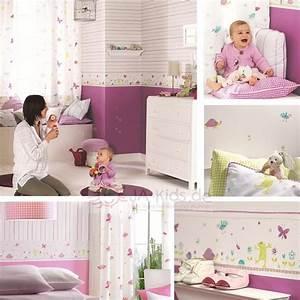 Vorhänge Babyzimmer Mädchen : kinderzimmer einrichten m dchen ~ Whattoseeinmadrid.com Haus und Dekorationen