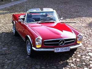 Mercedes 230 Sl : 1963 mercedes benz 230 sl cabrio roadster classic vehicle photo cars mercedes benz cars ~ Medecine-chirurgie-esthetiques.com Avis de Voitures