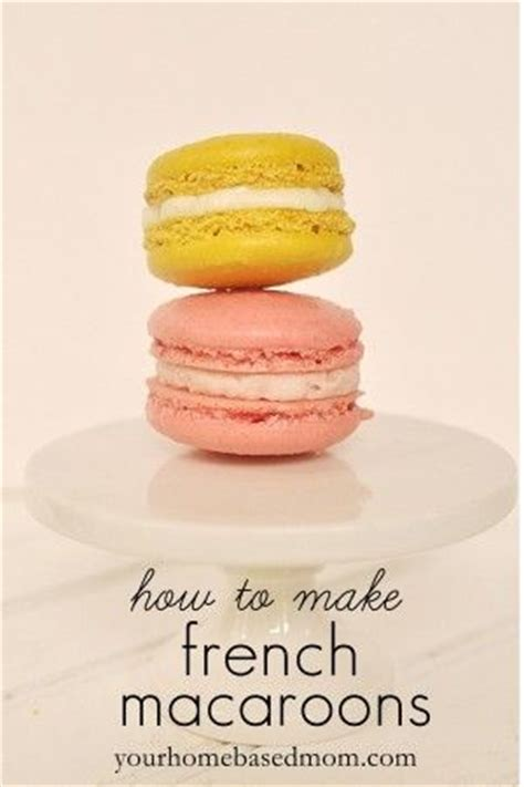 how to make macaroons 240 best images about recipes on pinterest pastries kielbasa and french pastries