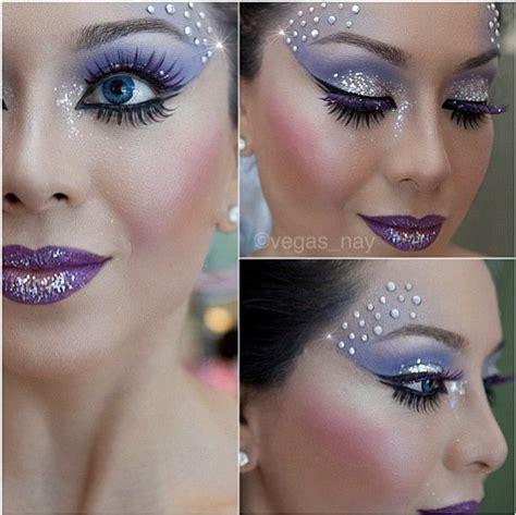 fairy godmother makeup shrek  musical pinterest