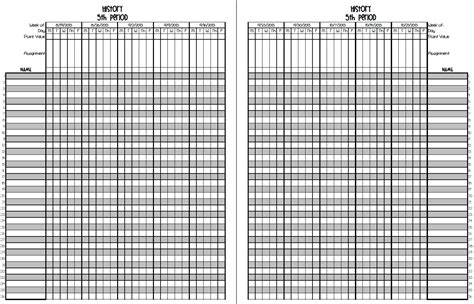 grade book template 9 best images of printable gradebook template word printable grade book sheets