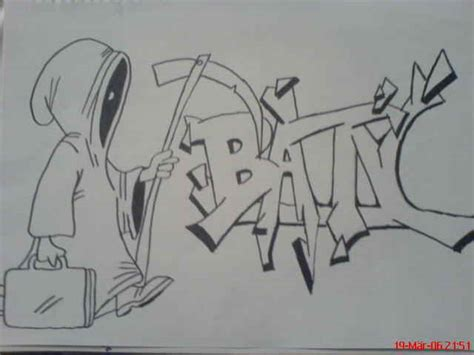Graffiti Zeichnen : Graffiti Bilder Zum Zeichnen