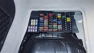 Reparar Encendedor Del Mercedes B180 Caja De Fusibles Y