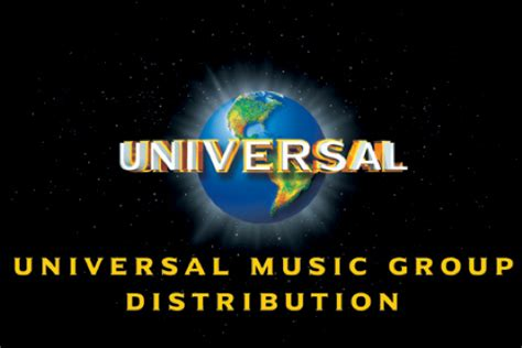 Universal Music Group Distribution