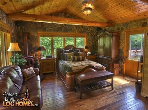 log cabin romantic bedrooms log home master bedroom log home bedrooms treesranchcom