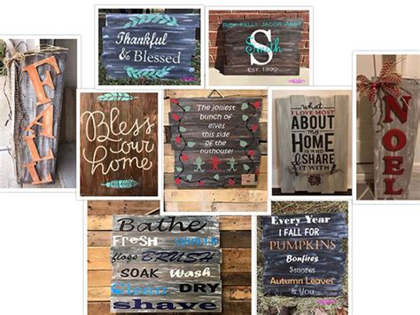 Brand New With Special Pricing!  Diy Personalized Wood