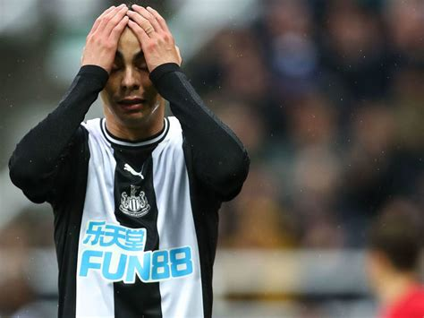 Eye on England: Newcastle's new style can help Almiron end ...