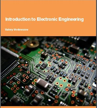 Electrical Electronic Engineering Books For Free