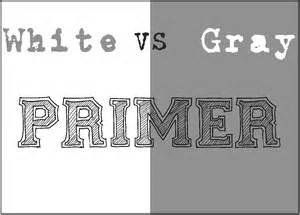 Sherwin-Williams Gray Primer