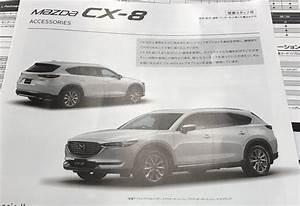 Mazda Cx 8 : mazda cx 8 three row suv shown in brochure leak ~ Medecine-chirurgie-esthetiques.com Avis de Voitures