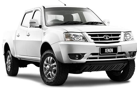 Tata Xenon Picture by 2018 Tata Xenon Xt Review Specs Price Picture Cars