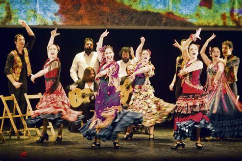flamenco la danse se chante au f 233 minin l humanit 233